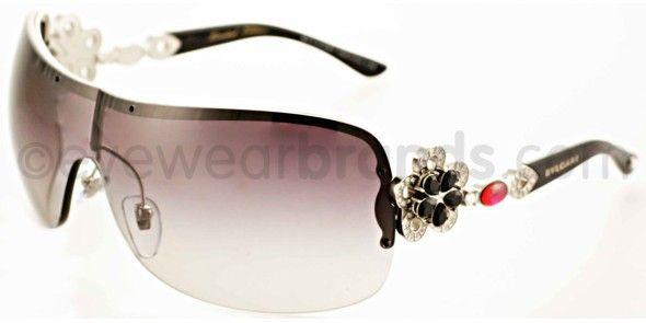 Bvlgari BV 6059B 102(8G) BLACK/SILVER Bvlgari Sunglasses   Bvlgari Eyewear   Designer Sunglasses   UK