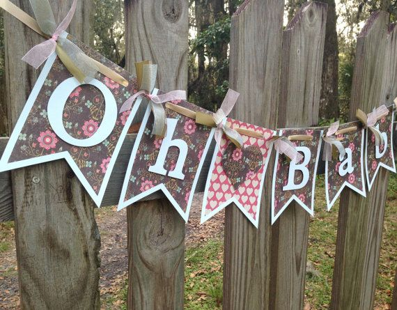 pink and green baby shower banner baby shower decorations baby shower banner nursery banner baby shower ideas banners galore pinterest nursery