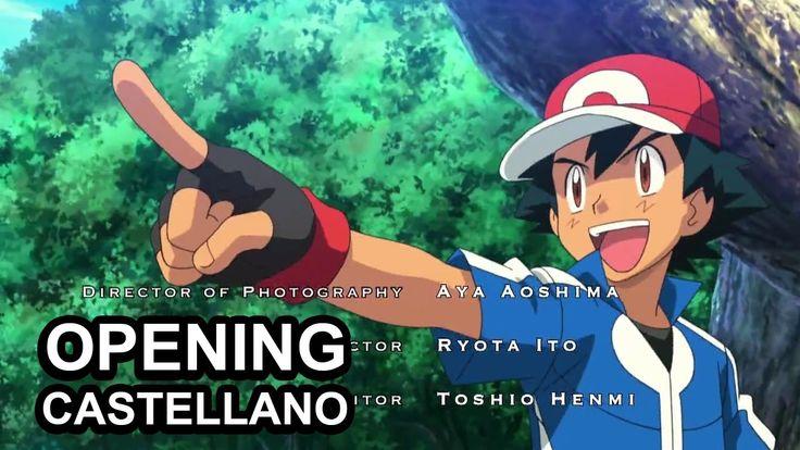 [Opening] La película Pokémon: Volcanion y la maravilla mecánica | (Cast...