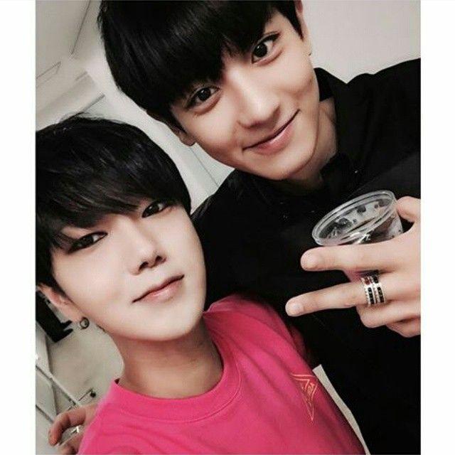 Zai đệp  #yesung #suju #with #chanyeol #exo #handsome #smtown #2015년  #yesterday #yehettttt