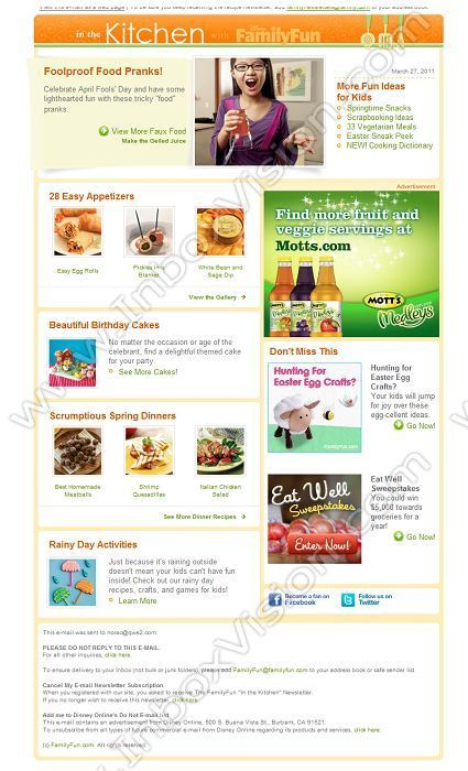 Best Email Design April FoolS Day Images On   Email