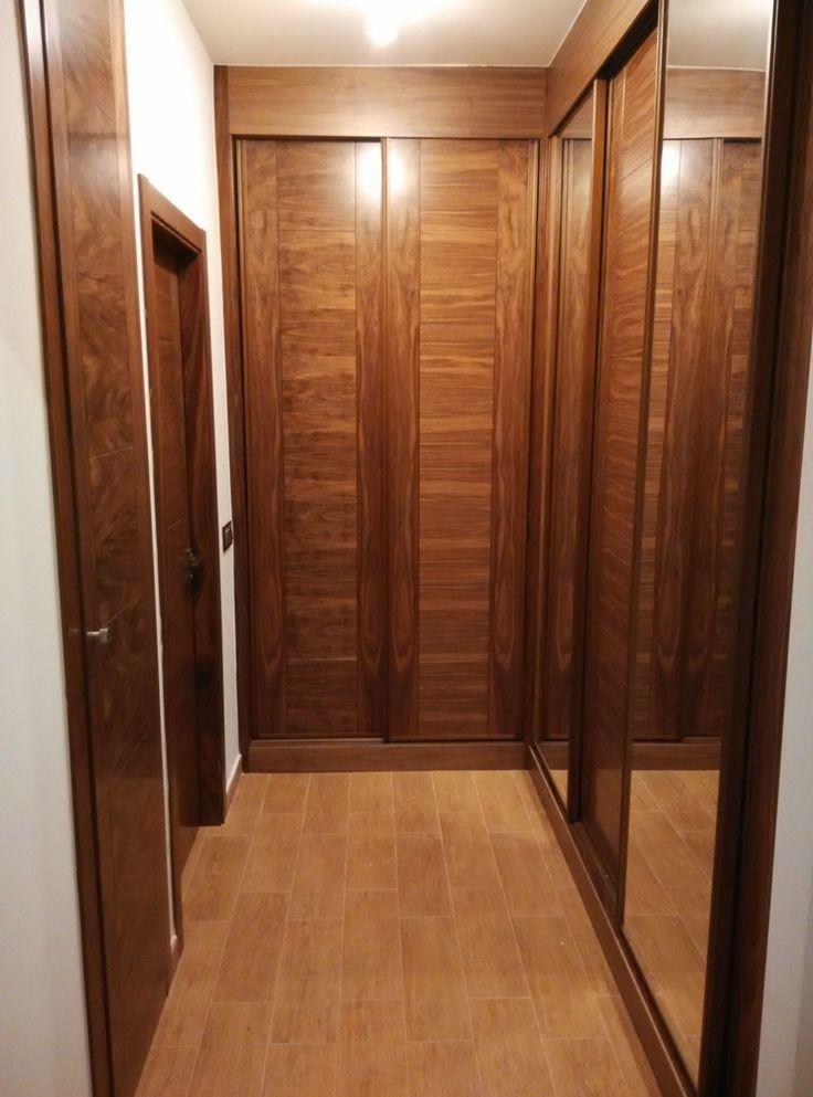 Armario a medida tipo vestidor de puertas correderas de - Puertas de interior correderas ...
