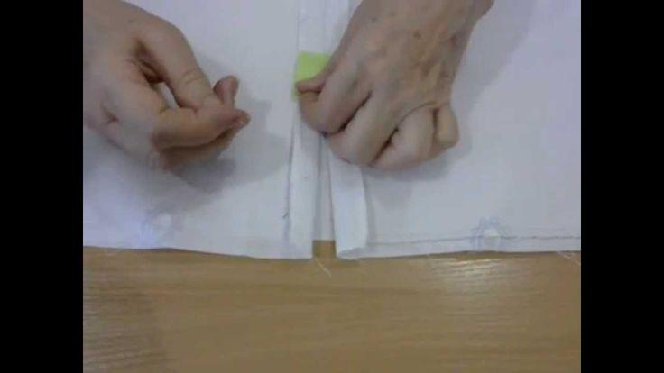 Как заделать разрез, чтобы не рвался