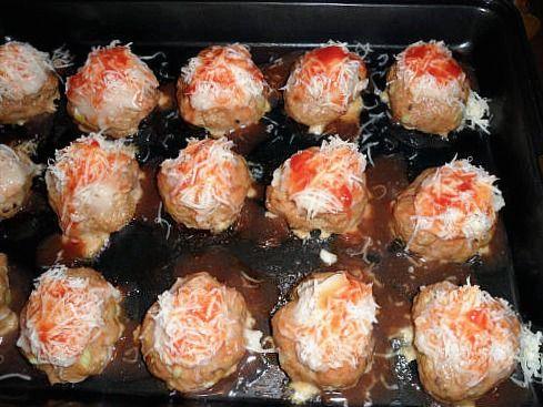 "Котлеты «Хасан-Паша» по-турецки Turkish meatballs ""Hassan - Pasha"""