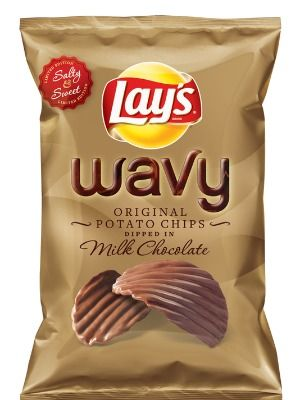 Trend Alert: Chocolate-Covered Lay's and Other Chocolate-Covered Snacks Hit the Market