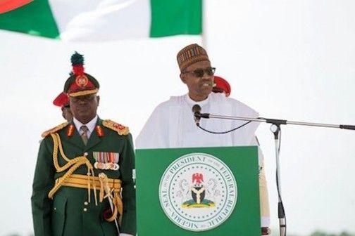 Nigeria on the rise again, says Buhari - http://www.thelivefeeds.com/nigeria-on-the-rise-again-says-buhari/