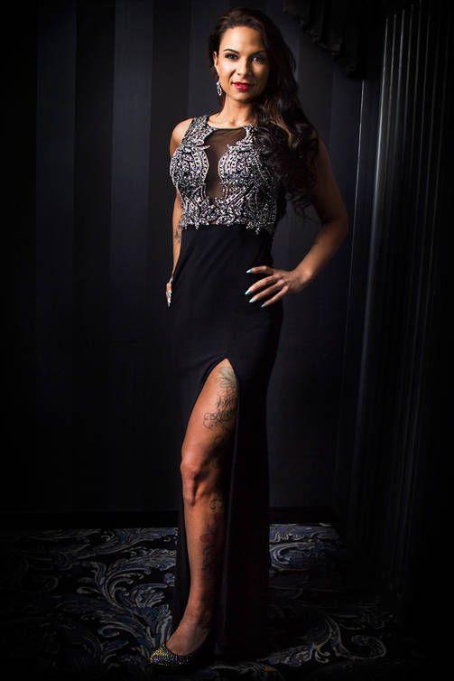 Miss Hot Rod vuosimallia 2016 on Jannina Morkos.