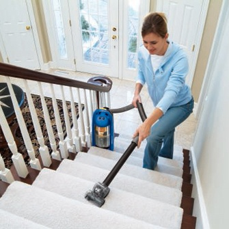 $170 Lift-Off® MultiCyclonic Pet Vacuum | Bissell
