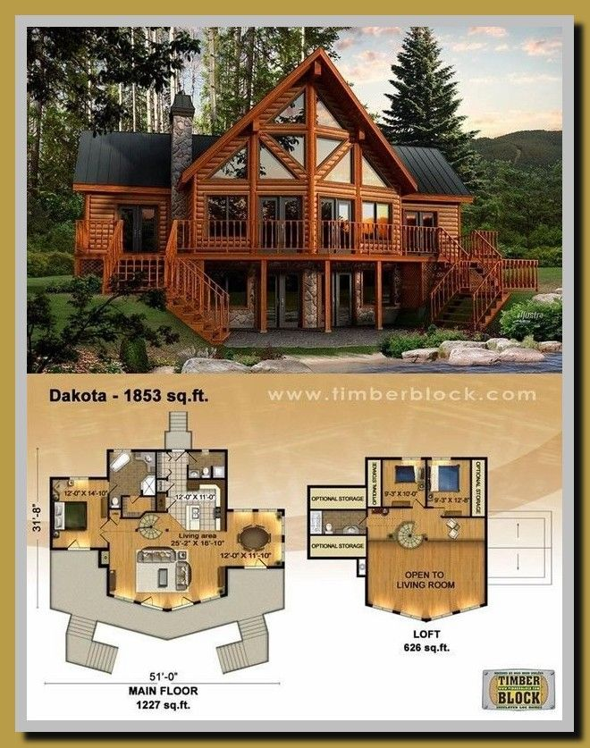 80 Reference Of Flooring Plans 4 Bedroom Stone In 2020 Cabin House Plans Rustic House Plans Dream House Plans