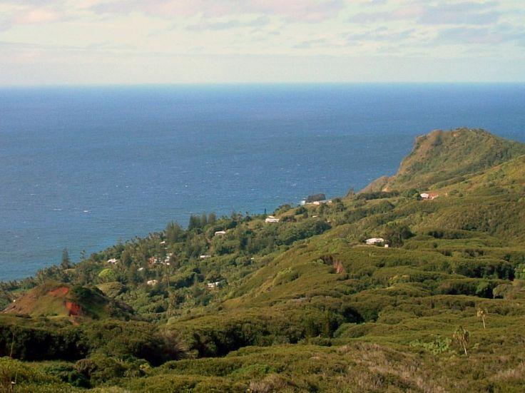 Nachfahren der Bounty-Meuterei verlassen Insel im Pazifik Pitcairn