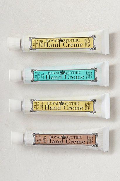 Royal Apothic Mini Hand Creme $8.00