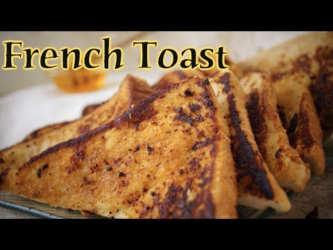 Sweet French Toast - Dosatopizza