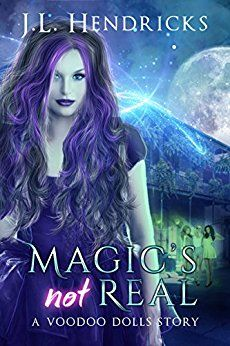 A new #Urbanfantasy that will rock your world! #witches, #voodoo, #vampires, #shifters! So much fun wrapped up into a novella! Beginning of a fantastic new series! Check it out before the limited engagement is over! Magic's Not Real  #indieauthor
