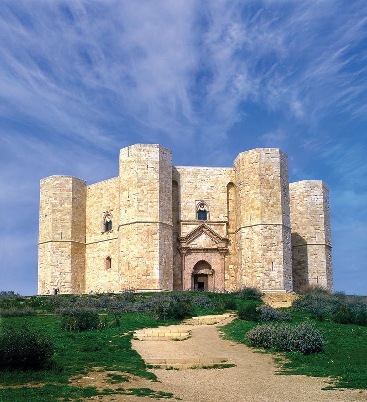 Visit Castel del Monte on our Village Stay in Southeast Italy tour. A World Heritage Site, it's a geometric study of strange symmetries.