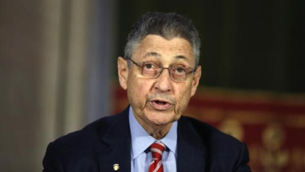 New York state assembly speaker arrested on corruption charges