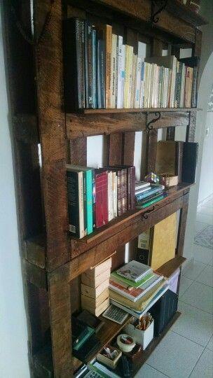 Biblioteca pallet