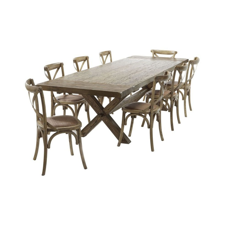 dare gallery bordeaux dining table 320cm
