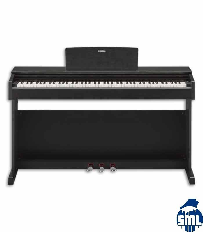 O Piano Digital Yamaha Arius Ydp 143 Tem Sons De Piano E Peso De Tecla Que Imitam O Mais Possível Os Pianos Acústicos Re Piano Digital Piano Acústico The Piano