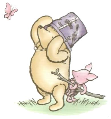 31 best images about Winnie the Pooh Classic on Pinterest ...