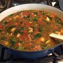 Bratwurst Soup - Allrecipes.com