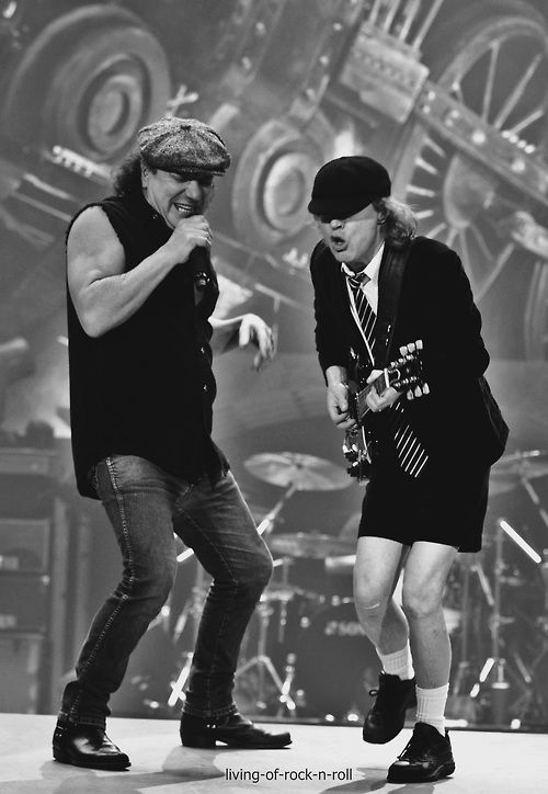 ACDC -went to see them live-couldn't hear for three days!