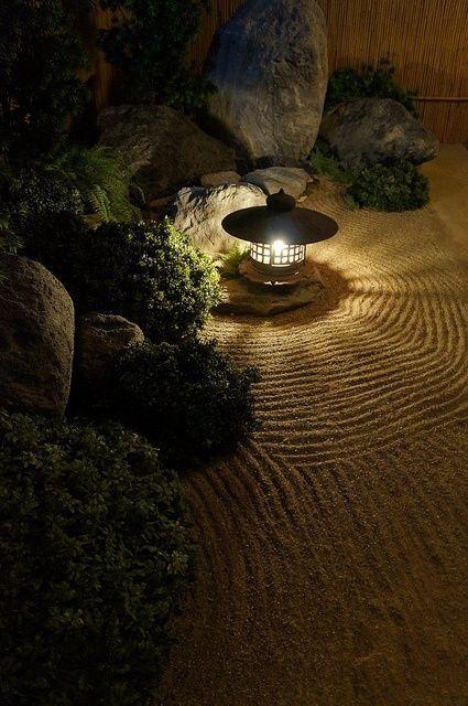 Zen Garden, Japan by julie