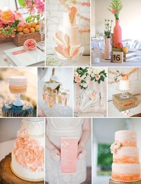 Цвета вашей свадьбы    #wedding #bride #flowers