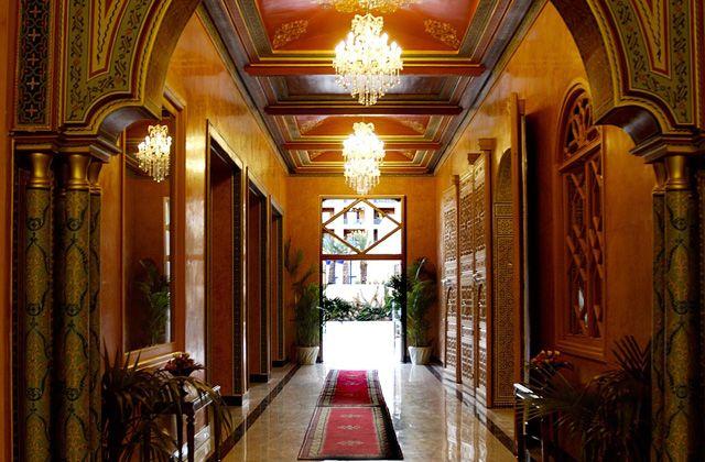 Séjour Maroc Promosejours, promo séjour Marrakech pas cher Promosejours à lHôtel Ryad Mogador Ménara 5* prix promo Promosejours à partir 564.00 € TTC 8J/7N