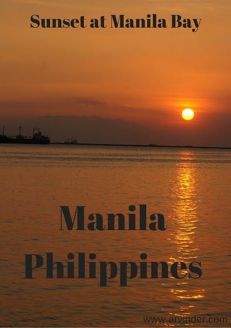 Arv Travels: Things to do and see in Manila Philippines