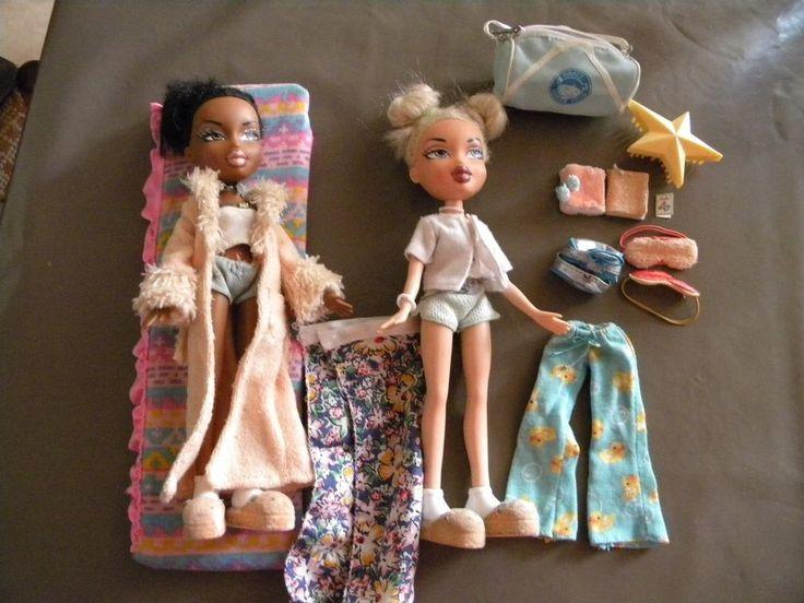 2 bratz dolls | Jouets et jeux, Poupées, vêtements, access., Poupées mannequins, mini | eBay!