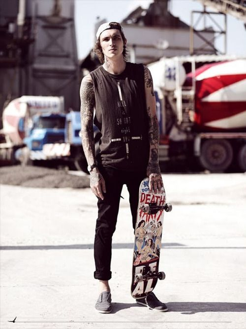 Bradley Soileau is just beautiful! Hes my new obsession, not going to lie! :D