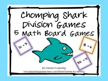 1000+ images about Math Game Ideas on Pinterest | Division ...