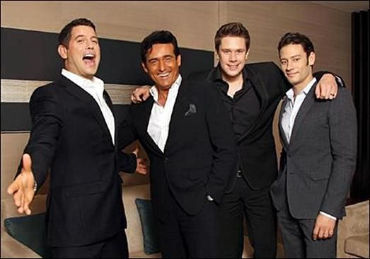 Best 321 i love everything il divo images on pinterest other - Divo music group ...