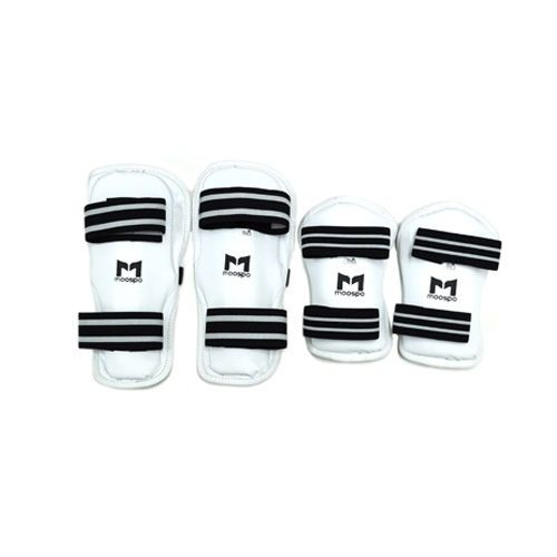 Moospo Arm Leg Protector TaeKwonDo Korea TKD gym guard boxing karate judo sports #moospo
