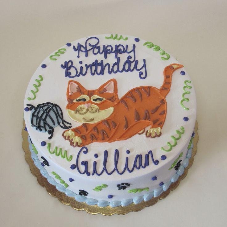 Birthday Orange Cat: 218 Best BIRTHDAY CAKES - ADULTS