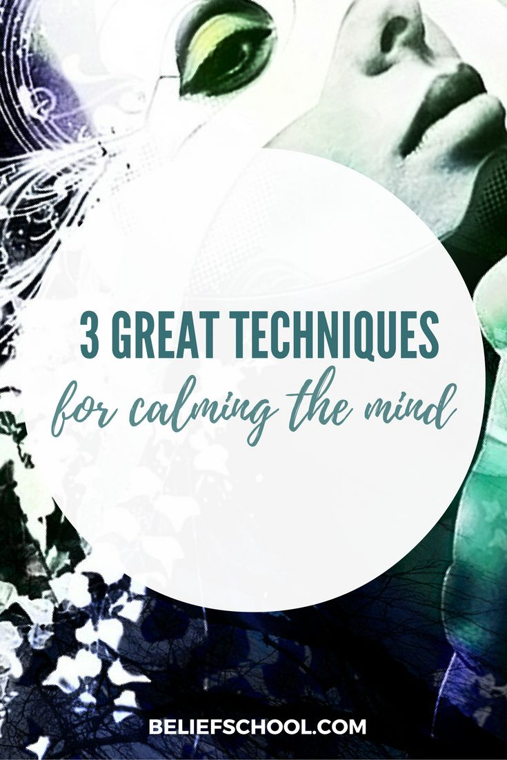 How to calm your mind and tame the voice that chatters. Life changing learnings in this awesome blog