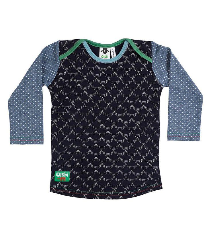 Rope Swing LS T Shirt, Oishi-m Clothing for Kids, Autumn 2018, www.oishi-m.com