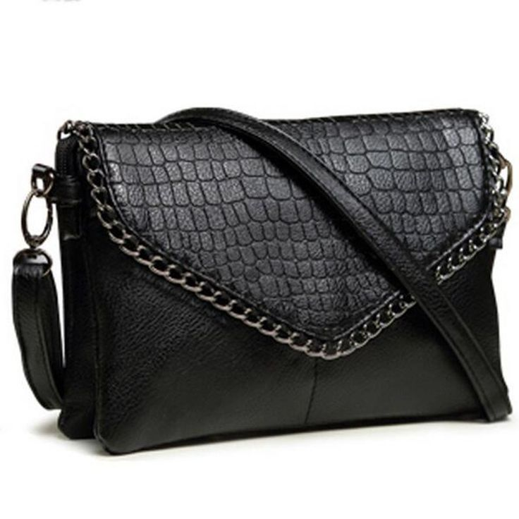 Soft PU Leather Cross Body Handbags