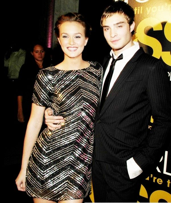 Ed westwick dating leighton meester lounge