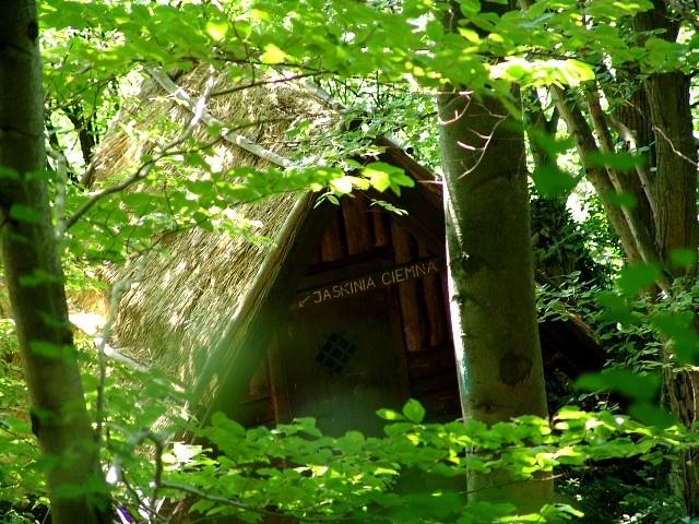 Dark Cave  Jaskinia Ciemna  www.ciemna.ojcow.pl
