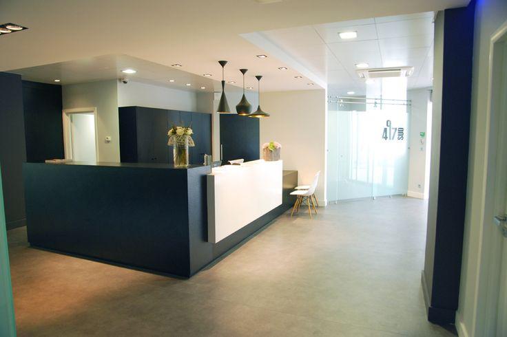 17 meilleures id es propos de bureaux d 39 accueil sur pinterest bureaux d 39 accueil de bureau. Black Bedroom Furniture Sets. Home Design Ideas