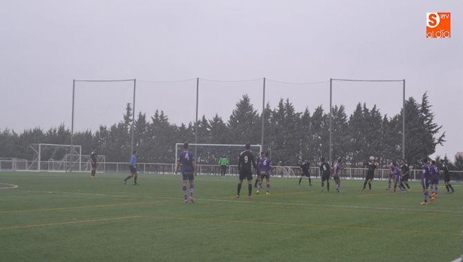 Los de Juanpi mostraron un gran nivel de intensidad durante todo el partido