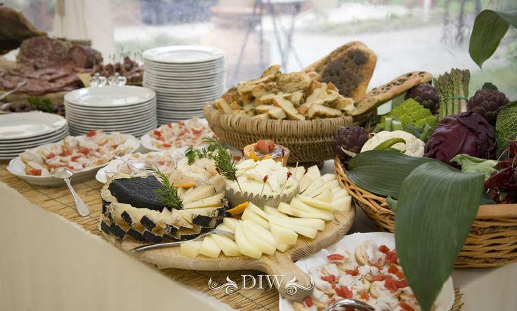 Italian wedding receptions, Wedding receptions in Italy