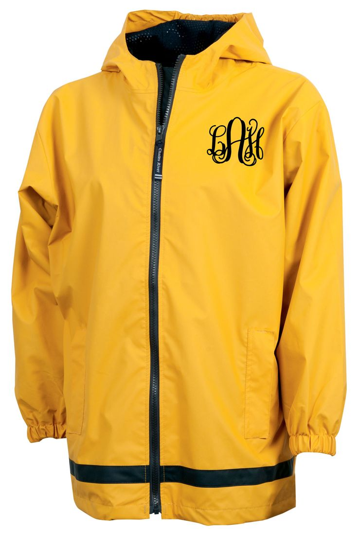 17 best ideas about Yellow Rain Jacket on Pinterest | Yellow ...