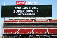 NFL Reveals Date for Super Bowl L at Levi's® Stadium