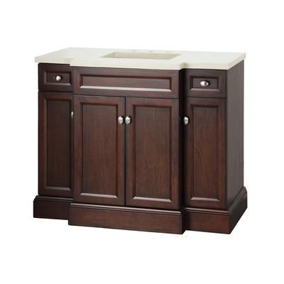 foremost teagen 42 inch vanity combo tena4222d home depot canada