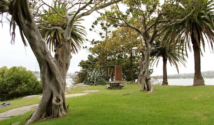 Shark Island - A day away from busy city life, where you can take a picnic and relax with friends.