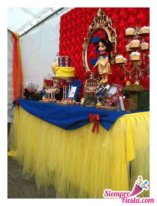 45 best images about fiesta de blancanieves on pinterest - Cosas para fiestas de cumpleanos ...