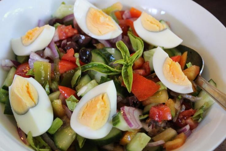 A+very+yummy+recipe.Algerian Salad