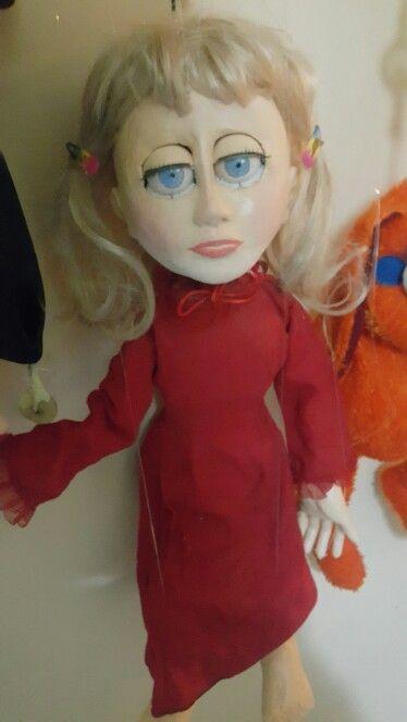Marionette Arsy Marionette.